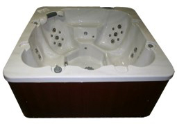 Coyote Spas Hot Tub Range by Arctic Spas Portland