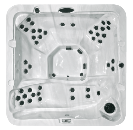 Arctic Spas Baffin 45 Hot Tub