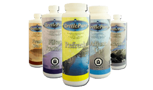 Arctic Pure bottles